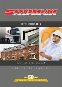 Stressline Lintel Guide