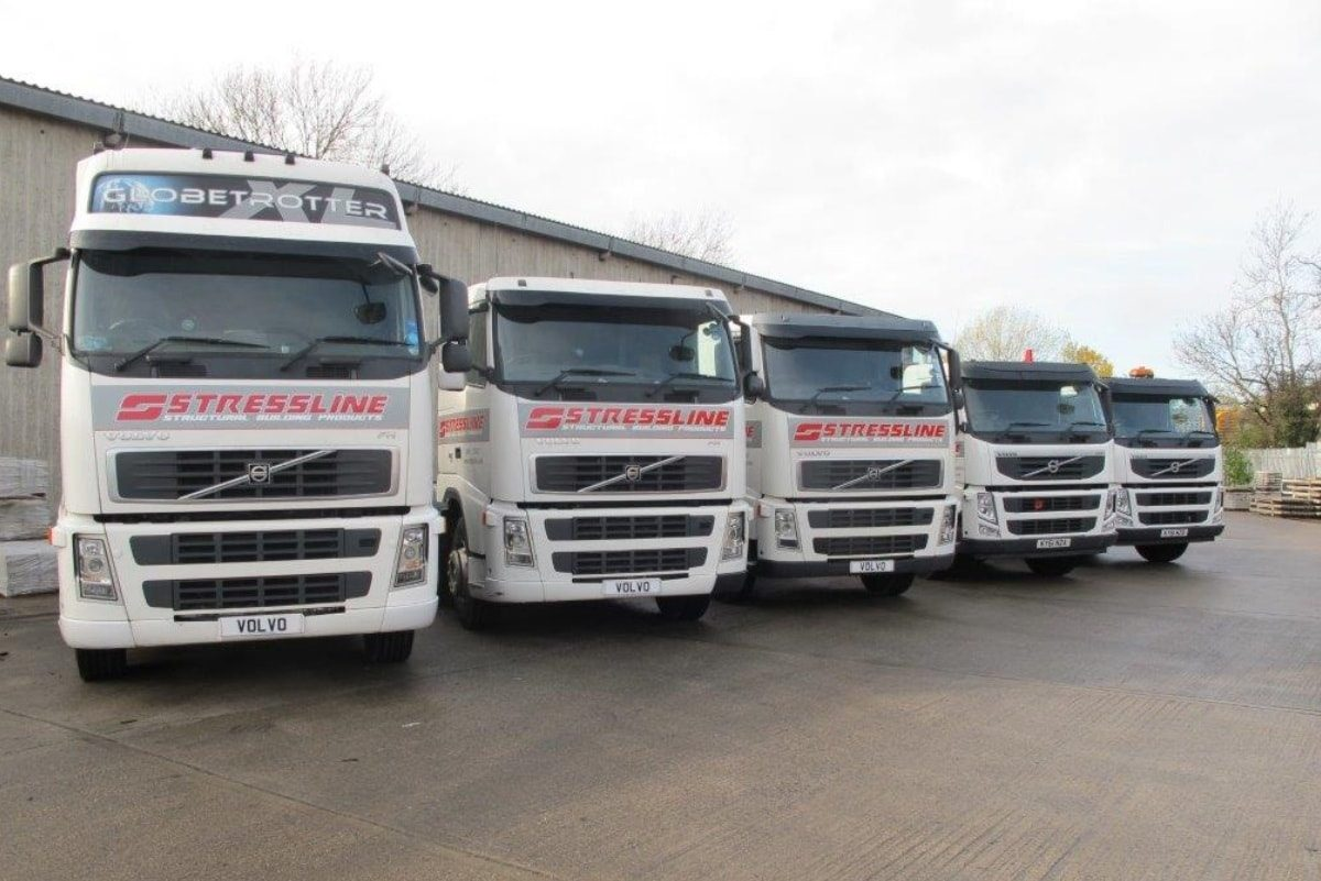 Stressline back haulage service