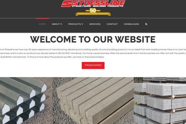 stressline website