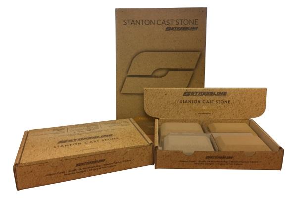 Stanton Cast Stone Sample Box