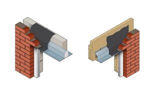 Selecting the correct lintel for the application