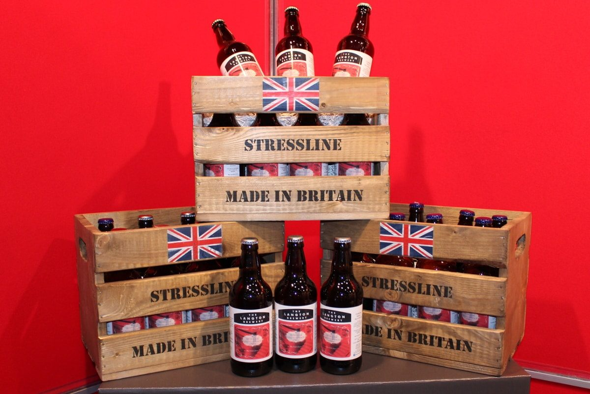 Stressline at the NMBS show 2017