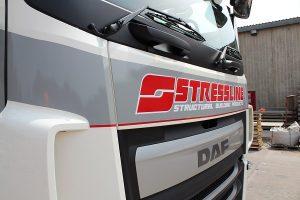 DAF CF Euro 6 new Stressline vehicle