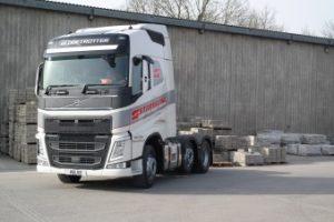 Stressline new truck
