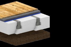 Stressline thermal floor