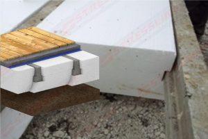 Stressline thermal flooring