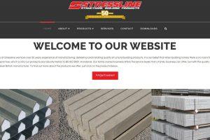 Stressline new website