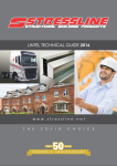 Stressline Technical Lintel Guide