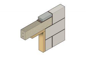 Stressline standard prestressed concrete lintels