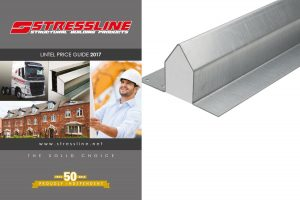 Stressline Steel Lintel Prices