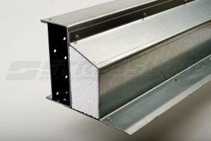 Stressline HD steel lintel
