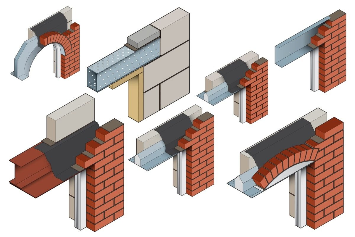 Steel lintels: an overview