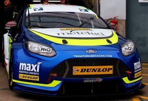Stephen Jelley Ford Focus BTCC 2017