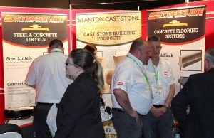 Busy stand at the NMBS show