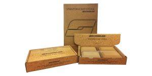 Cast stone sample kit