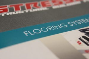 Flooring brochure cover