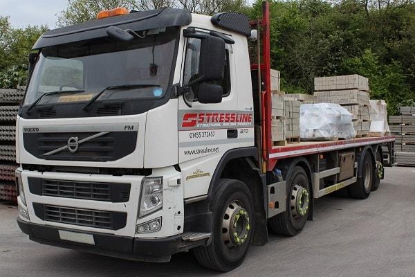 Stressline back haulage