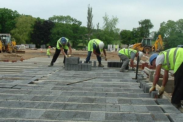 Stressline flooring installation service