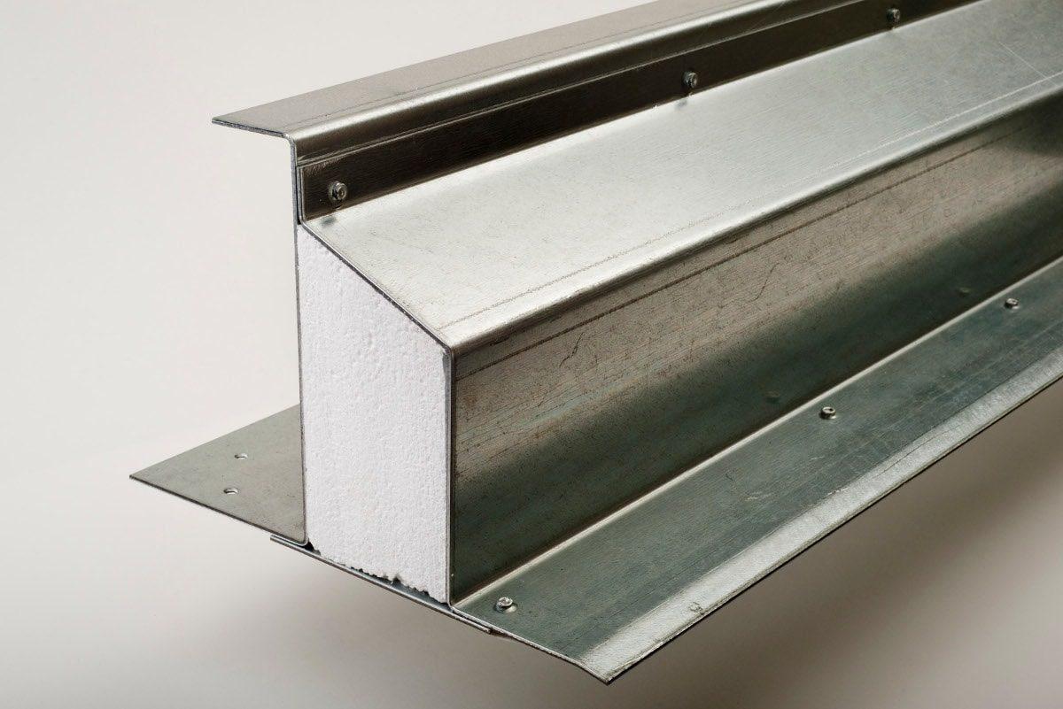 Stressline steel composite lintel