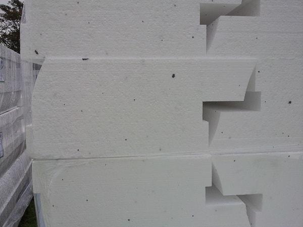 EPS flooring panel