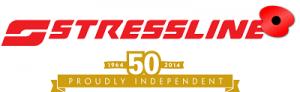 Stressline poppy logo