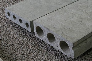 Stressline hollowcore flooring