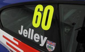 Stephen Jelley number 60