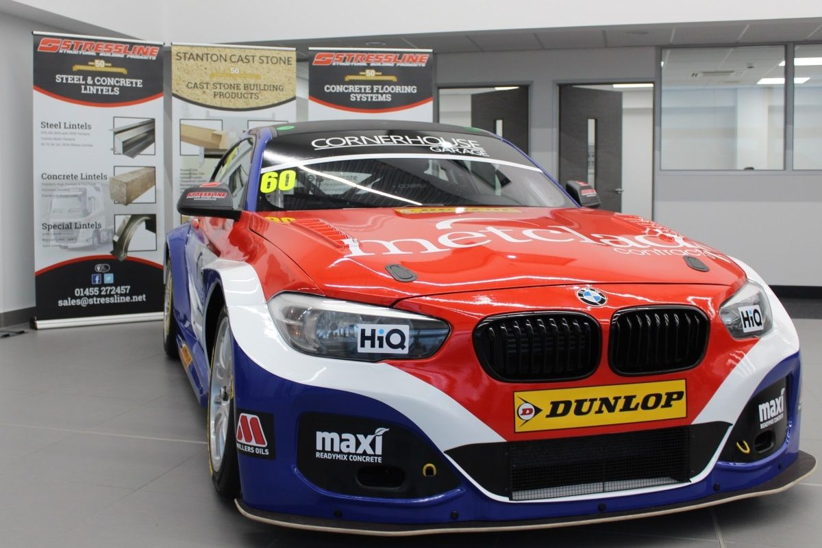 Stephen Jelley BMW BTCC