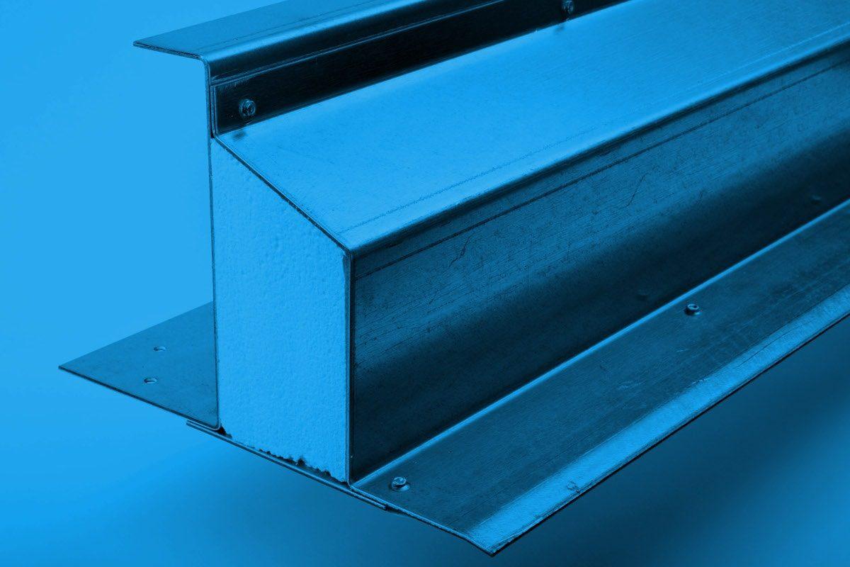 Stressline composite lintel