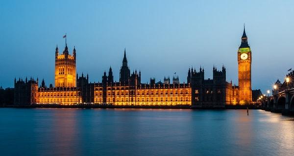 UK Houses of Paliament