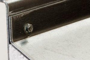 Stressline steel lintel rivet