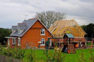 Stressline home extension